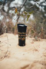 Seeking Beauty Travel Coffee Mug - Back in Stock