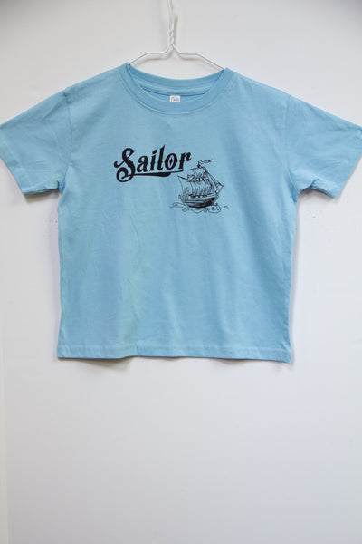 Sailor toddler T
