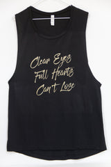 Clear Eyes, Full Heart Bella Tunic Tank