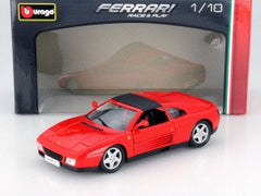 Bburago Ferrari 348ts  1:18 - Wild Willy