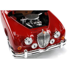 Burago 1/18 Jaguar Mark II 1959 Diecast Model - Wild Willy
