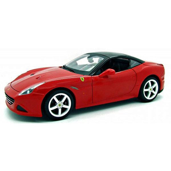 Bburago Ferrari California T (Closed Top) - Wild Willy