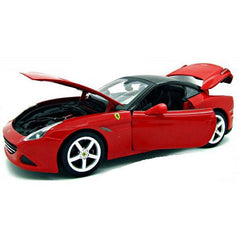 Bburago Ferrari California T (Closed Top) - Wild Willy - Toys Lebanon