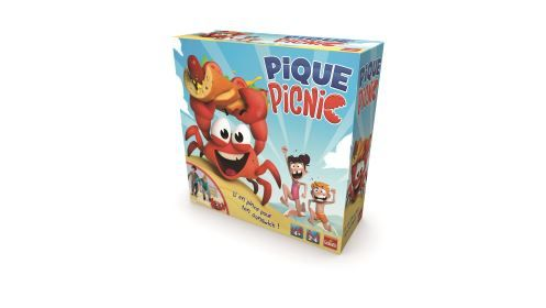 PIQUE PICNIC GOLIATH - Wild Willy