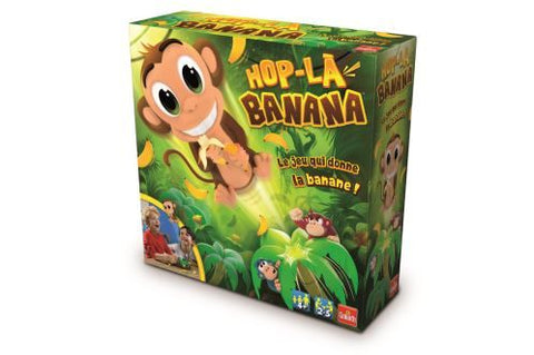 HOP-LA BANANA GOLIATH - Wild Willy - Toys Lebanon