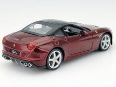 Bburago Ferrari California T closed dark red 1:24 Bburago - Wild Willy