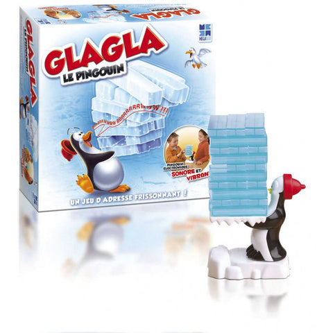 GLAGLA LE PINGOUIN - Wild Willy
