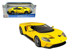 Maisto Special Edition 2017 Ford GT 1/18 - Wild Willy