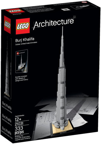 Lego Architecture Burj Khalifa 21031 - Wild Willy