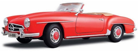 MS MERCEDES BENZ 190 SL 1.18 ( MS31824 ) - Wild Willy - Toys Lebanon
