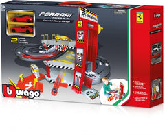 BU 1:64 FERRARI DOWNHILL RACE SE W/2 CARS - Wild Willy - Toys Lebanon
