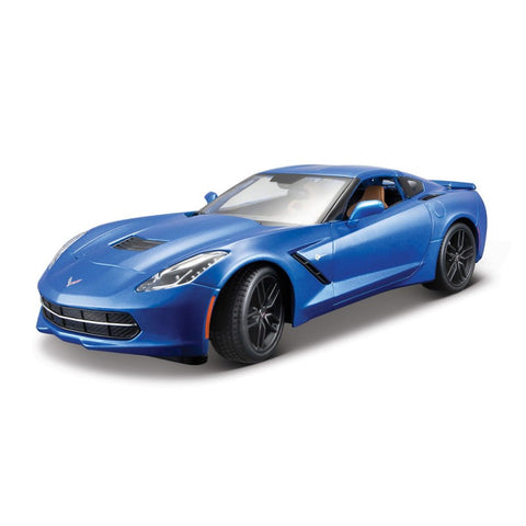 Maisto 1:18 2014 Corvette Stingray Z51 - Wild Willy