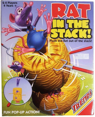 TRENDS Rat In The Stack - Wild Willy - Toys Lebanon