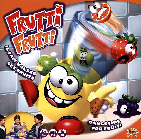 Frutti Frutti - Wild Willy