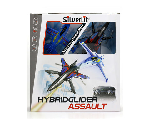 SIVERLIT Hybrid Glider Assault - Wild Willy - Toys Lebanon