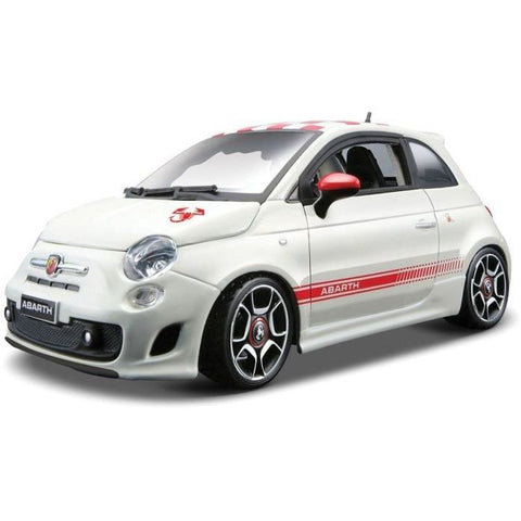BU 1:24 ABARTH 500 (22211) - Wild Willy - Toys Lebanon