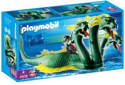PM THREE-HEADED SEA SERPENT ( PM4805 ) - Wild Willy - Toys Lebanon