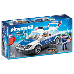 PLAYMOBIL CITY ACTION 6920 - Wild Willy