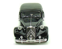 Maisto Citroen 15cv 6 Cyl '52 Black - Wild Willy