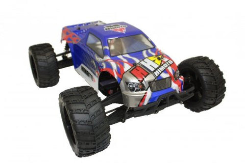 Himoto 1:10 4 WD Monster Truck Bowie - Wild Willy