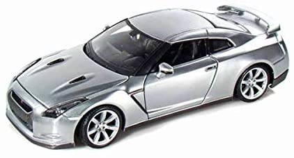 MS NISSAN GTR '09 1:24 ( MS31294 ) - Wild Willy - Toys Lebanon