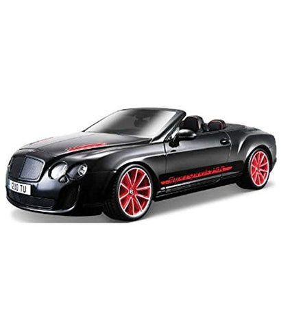 Bburago Bentley Continental Convert - Wild Willy - Toys Lebanon