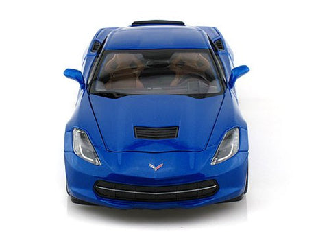 Maisto 1:18 2014 Corvette Stingray - Wild Willy - Toys Lebanon