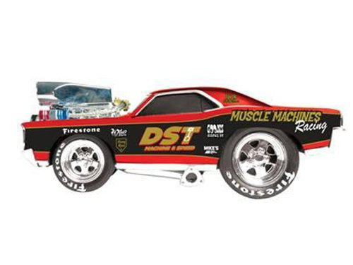 Maisto Muscle Machine Pontiac '66 GTO 1:24 - Wild Willy