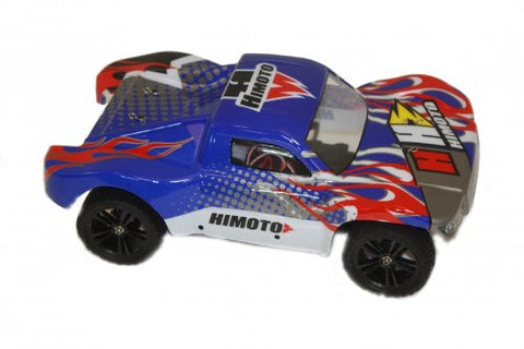 Himoto 1:10 4 WD Short Course Truck Spatha - Wild Willy