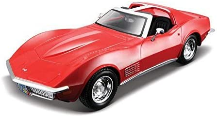 MS CORVETTE 1970 1:24 ( 31202 ) - Wild Willy