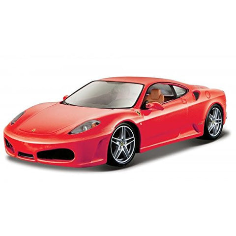 Bburago Ferrari f430 - Wild Willy