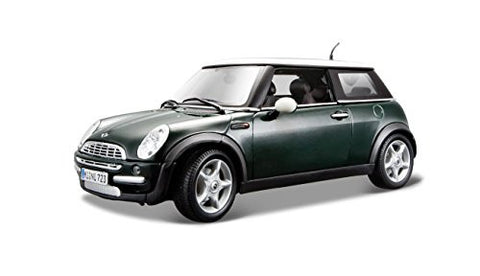 Maisto Mini Cooper (Sun Roof) - Wild Willy