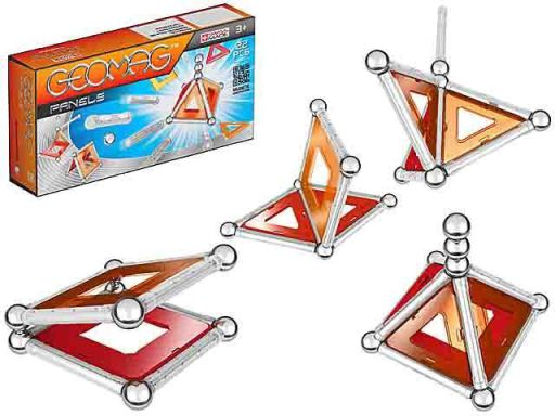 GEOMAG PANELS 22 PCS ( GM450 ) - Wild Willy - Toys Lebanon
