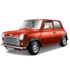 Bburago Mini Cooper '69 1:18 - Wild Willy