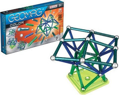 GEOMAG COLOR 86PCS 3Y+ ( GM254 ) - Wild Willy - Toys Lebanon