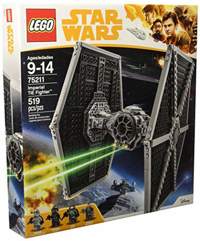 LG STAR WARS IMPERIAL TIE FLIGHT 9-14 75211 - Wild Willy - Toys Lebanon