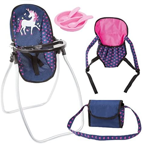 Bayer VARIO SET 4 IN 1 UNICORN HIGH CHAIR - Wild Willy - Toys Lebanon