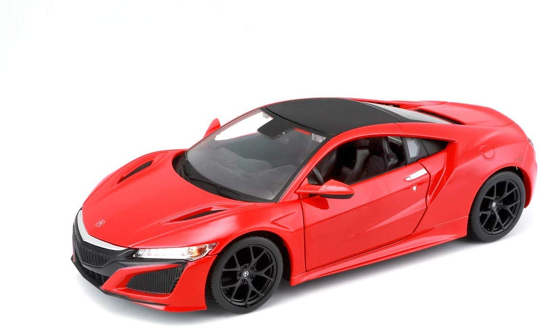 MS HONDA ACURA NSX 2018 1:24 - Wild Willy - Toys Lebanon