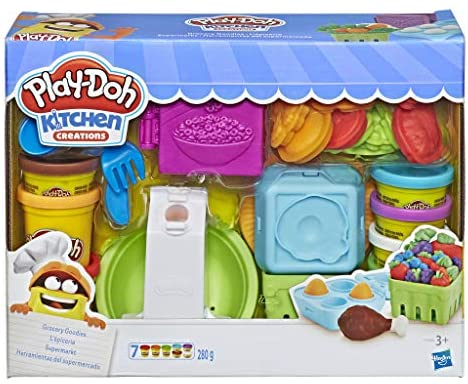 Play-Doh Kitchen Creations Grocery Goodies - Wild Willy - Toys Lebanon