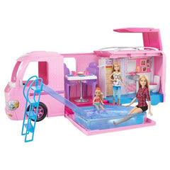 Barbie Dream Camper - Wild Willy