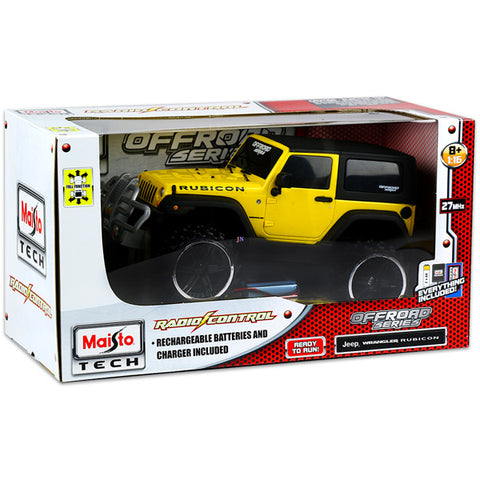 MS 1:16 OFF-ROAD R/C LAND ROVER DEFENDER - Wild Willy