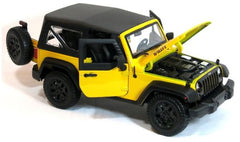 MS JEEP WRANGLER 2014 CLOSED TOP ASST COLORS - Wild Willy - Toys Lebanon
