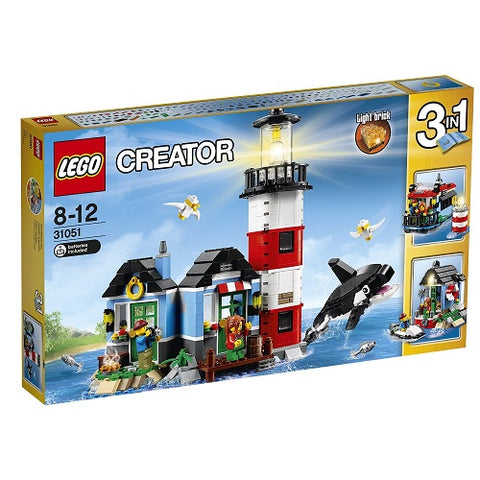 Lego Lighthouse 3 in1