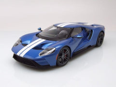 Maisto Ford Gt 1/18 Exclusive - Wild Willy