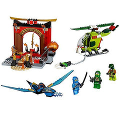 LEGO NINJAGO JUNIOR 10725 - Wild Willy