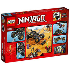 LEGO NINJAGO 70589 - Wild Willy