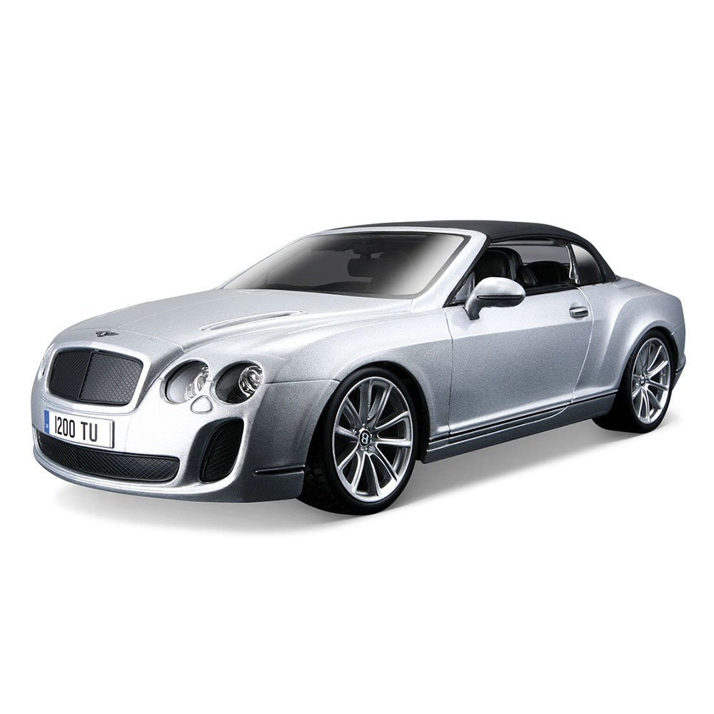 Bburago Bentley Continental Super S - Wild Willy