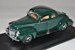 Maisto Ford Deluxe '39 Coupe - Wild Willy