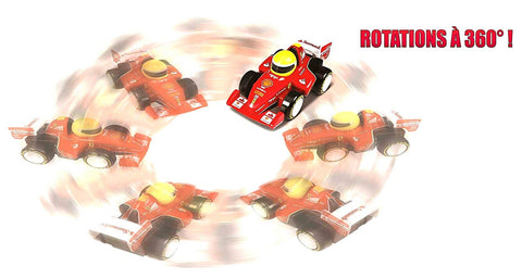 Bburago Junior FERRARI DRIFTERS F14T - Wild Willy