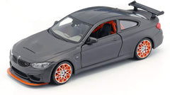 MS BMW M4 GTC ORANGE/MATT DARK GRAY S 1:24 - Wild Willy - Toys Lebanon